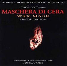 Maurizio Abeni: Maschera Di Cera (New CD)