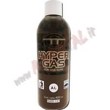 BOMBOLETTA GREEN GAS 400ML HYPER GAS per PISTOLA FUCILE UNIVERSALE RICARICA GUNS