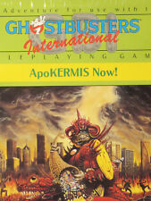 ApoKermis Now (Sealed!), Ghostbusters Rpg Adventure, West End, Fine MegaExtras!
