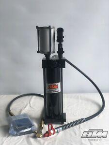 SHOP PRESS 20ton  Air/hydraulic  pump, hose & foot pedal assembly  (HP20AH)