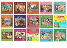 Offerta 5 CD e DVD Canzoncine & Fiabe per Bambini a Tua Scelta tra i 15 Titoli