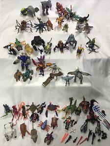 🔥🔥 Massive Transformers Beast Wars Lot 49 Plus Extras 🔥🔥