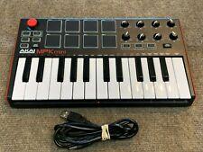 **NICE** Akai Professional MPK Mini 25-key Keyboard Controller