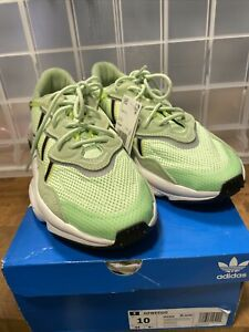 Adidas OZWEEGO Green size 10 Men, New With Box. StockX Certified
