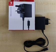 Nintendo Switch AC Adapter - Black (EURO plug)