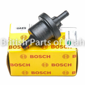 Land Rover Discovery 2 II Fuel Purge Valve WTV100140 NEW BOSCH 1999~2002