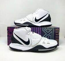 Nike Kyrie 6 'White Black' Men's Basketball Sneaker BQ4630-100