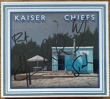 KAISER CHIEFS DUCK SIGNED AUTOGRAPHED YORKSHIRE EDITION SLIPCASED CD ALBUM NEW