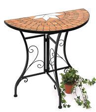 Konsolentisch Merano Wandtisch 120041 Beistelltisch Mosaik 70cm Konsole Tisch