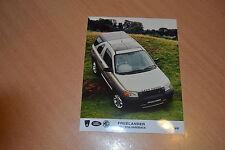 PHOTO DE PRESSE ( PRESS PHOTO ) Land Rover Freelander XE de 1997 RO139