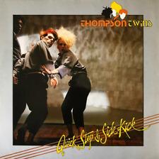 Thompson Twins-Quick Step & Side Kick (LP) (EX -/VG -)