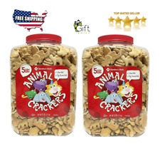 Member's Mark Animal Crackers (5 lbs.) 2 packs  **Fresh**