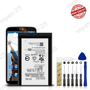 For Motorola Moto X 2nd Gen 2014 XT1093 Replacement Battery EY30 SNN5945A Tools