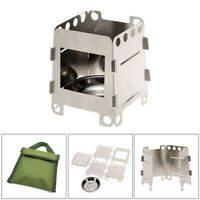 Portable Wood stove Small Cookware Ultralight Cooking Accessories Camping
