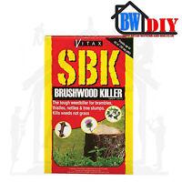 VITAX SBK BRUSHWOOD KILLER CONCENTRATED SUPER STRONG WEEDKILLER 125ML