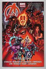 AVENGERS REVELATIONS / STARLIN , REMENDER , LIM / MARVEL COMICS - V.O ANGLAIS