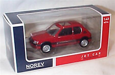 Peugeot 205 GTI 1.6 1986 in Red 1-43 Scale Model New in Box