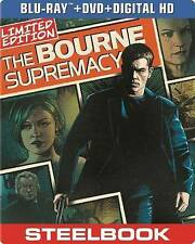 The Bourne Supremacy (Blu-ray/DVD, 2014, 2-Disc Set)