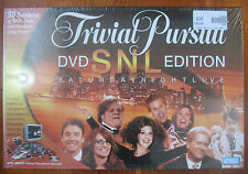 TRIVIAL PURSUIT GAME-- Saturday Night Live SNL-- DVD Edition - NEW in BOX