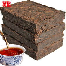 1985 Year Chinese Ripe Pu'er 200g Puer Tea Brick Pu-erh Ancient Tree Pu-erh