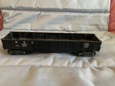 Lionel 6462 New York Central Black  Gondola Car O Gauge