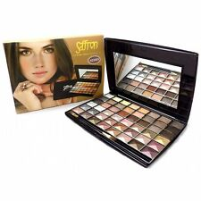 Saffron 48 Colori Nude Shades Eyeshadow Palette Make Up Set Regalo