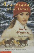 Heartland Super Special: Winter Memories-Lauren Brooke