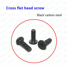 M1.4 M2 M2.5 M3 Cross Flat head Small electronic screw for notebook/mobile phone