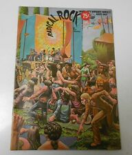 1972 INNER CITY ROMANCE #2 FVF 1st Print 50 cent Last Gasp Guy Colwell