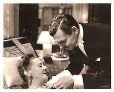 "JESSIE RALPH & CLARK GABLE in ""They Met in Bombay"" Original Vintage Photo 1941"