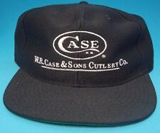 CASE XX W.R. CASE & SONS CUTLERY CO DARK NAVY BLUE HAT MADE IN USA STIDHAM