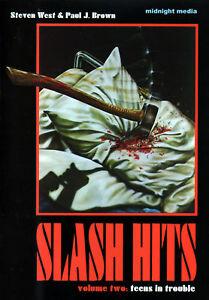SLASH HITS Volume 2 - Slasher Film History 1980-82