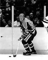 1986 Edmonton Oilers WAYNE GRETZKY 8x10 Photo NHL Hockey Print 'The Great One'