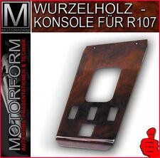 MERCEDES SL w107 r107 560sl 500sl radice legno pannello quadro PAESAGGIO PANNELLO IN LEGNO NUOVO