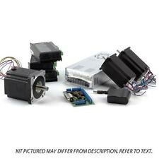 3-Axis NEMA23,34 Stepper Motor (1x 906oz/in, 2x570oz/in, 3x Stepper Drivers, etc