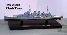 DeAgostini atlas 1/1250 British Royal Navy heavy cruiser Hms Exeter 7134-114
