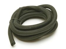"Painless Wiring 70902 PowerBraid Split Braided Wire Loom Wrap - 1/2"" - 10 Feet"