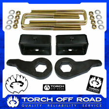 "3"" Front 3"" Rear Lift Kit 1992-1999 Chevy Tahoe Suburban GMC Yukon 1500 4X4 4WD"