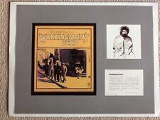 grateful dead poster Workingman's Dead 1970 Limited Mouse Kelley 1997 print