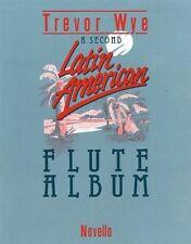 Partitions musicales et livres de chansons contemporains latin pour flûte