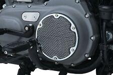Kuryakyn Mesh Derby Cover in Chrome for Harley Sportster 04-17