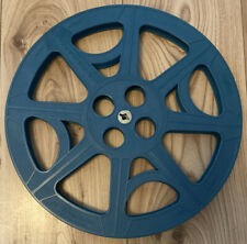 Vintage Tuscan 16mm Cine Film Projector Reel, Large 1600ft 500m Empty Blank VGC