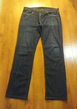 JOE'S Fit:Brixton dark blue denim pants RN106214 Size:33