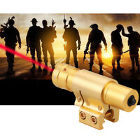 650nm Red Dot Lazer Beam fit 11/20mm Rail Mount for Hunting K