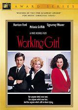 Mike Nichols Working Girl Fox Award Series w/Slipcover Like New Dvd