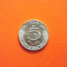 5 Filler moneda de hungría de 1980 (muy bonito hasta exquisitamente cocinada)