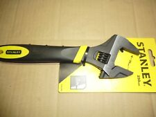 STANLEY 250MM ADJUSTABLE WRENCH NEW