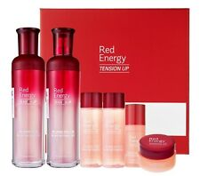 *Etude House* NEW Red Energy Tension Up 2Type Skin Care Set (130ml/130ml)