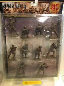 Conte Collectibles WWII GI's #2 Legends of the Silver Screen Plastic Toy Soldier