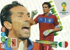 2014 Panini Adrenalyn World Cup EXCLUSIVE Gianluigi Buffon Limited Edition MINT